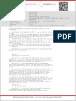 Decreto 263 – 1986 Reglamento sanidad maritima, aerea y de fronteras
