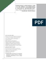 Factores Psicosociales Resiliencia y Violencia Intrafamiliar