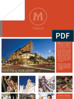 Midblock Midtown Miami condos brochure