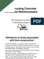 Constructing Concrete