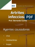 Artrites Infecciosas Outras Un
