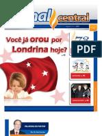 Jornal Central ed.53 - agosto/2009