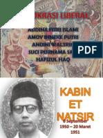 KABINET NATSIR
