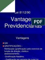 Vantagens+previdênciárias+-+Lei+8112
