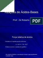 62186_Reações de Ácidos-Bases íon comum