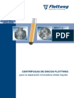 Disc Stack Centrifuges Spanish