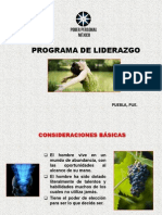 Programa de Liderazgo PPM