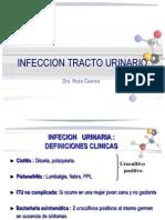 10. Infección del Tracto Urinario (ITU) (Dra. Cuenca)