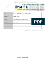stock market bd analysis