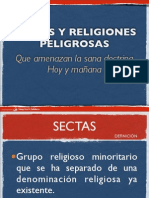 Sectas y Religiones Peligrosas