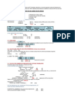 Calculo de parametros de diseño
