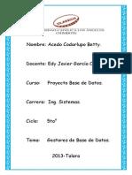 Gestores de Base de Datos_acedo Codarlupo Betty