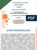 1. Reaccion Maillard