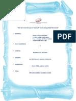 Presentacion Del Tercer Avance-Proyecto de Base de Datos