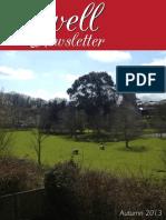 Ogwell Parish Newsletter (Autumn 2013)