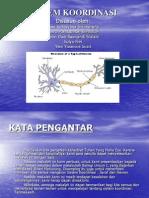 Sistem Koordinasi ; Saraf & Hormon