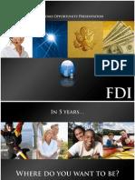 FDI Power Point 072009
