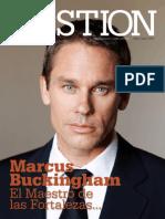 Revista Gestion.- Marcos Buckingham El Maestro de Las Fortalezas