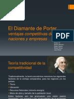 El Diamante de Porter Ventajas Competitivas de Las