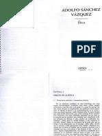 A.SANCHEZ VÁZQUEZ-Ética-Cap 1-2-5-a-8