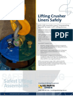 CME Lifting Safety Flyer