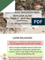 Identifikasi Forensik Bencana Massal