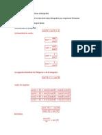 Propiedades Trigonométricas