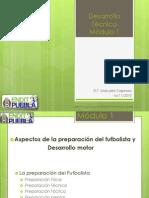 1.1 Aspectos de La Preparacion Fisica Del Futbolista y Desarrollo Motor - Desarrollo Tecnico - D.T. Marcello Capirossi
