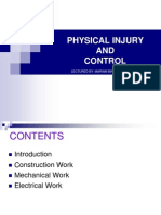 Chapter 3 Physical Injury and Controls
