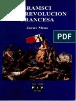 Gramsci y la revolución francesa