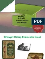 Riwayat Hidup Perawi-perawi Hadis - Husaini & Syafiq