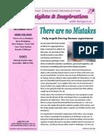 Divine Creators Newsletter - December 2013