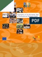 European Year Eu Cultural Dialogue