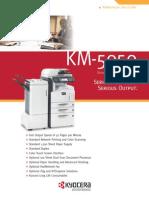 KMCA.5050.Spec.sheet