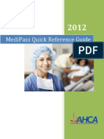 Quick Reference Guide November 2012