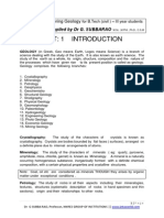 Unit - i Introduction