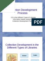 Collection Development Process