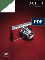 Fujifilm X-Premium XF1