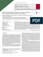 PdCu alloy nanoparticles on alumina as selective catalysts for trichloroethylene hydrodechlorination to ethylene.pdf