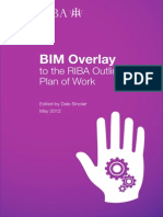 BIM Overlay. to Plan of Work 2013