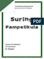 Suring Pampelikula