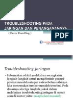Troubleshooting 2
