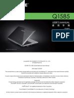 GigaByte Q1585 Manual v2.0