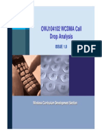 Wcdma Call Drop