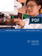 Emory SoM Annual Report 2008