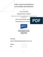Individual Research Sample Research Proj Dissertation