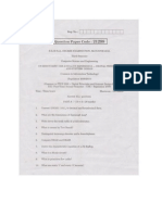 CS2202 Digital Principles and Systems Design 21298