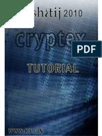 Cryptex Tut