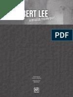 Virtuoso Techniques PDF Transcriptions