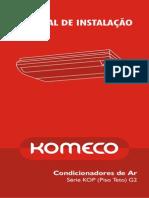 Manual Instalacao KOP 36FC